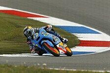 Moto3 - Miller liegt zur�ck: Marquez �bernimmt F�hrung im zweiten Training