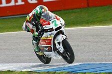 Moto3 - Vazquez freut sich �ber Deb�tsieg: Die Stimmen vom Podium