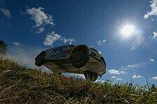 WRC - Feuer-Drama bei Neuville: Mikkelsen holt sich F�hrung zur�ck