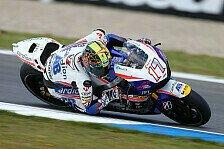 MotoGP - Angst vor dem Regen: Abraham jubelt, Hayden nimmt alle Schuld auf sich