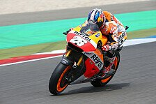 MotoGP - Taktik war nicht die beste: Pedrosa nach Strategiefehler Dritter