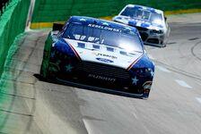 NASCAR - Team Penske besetzt Startreihe eins: Keselowski mit Streckenrekord auf Pole