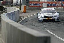 DTM - Mercedes zur�ck an der Spitze?: 1. Training: Bestzeit f�r Juncadella
