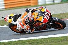 MotoGP - Dovizioso holt Podium f�r Ducati: Marquez gewinnt Flag-to-Flag-Krimi in Assen