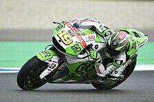 MotoGP - Zu wenig Grip am Hinterrad: Bautista: Harter Hinterreifen keine Option