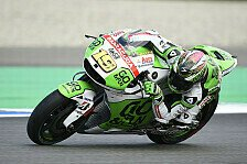 MotoGP - Katastrophaler Saisonstart l�ngst vergessen: Bautista: Sachsenring erneut als Katapult?