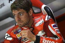MotoGP - Muss mich verbessern: Crutchlow: Es liegt nicht nur an der Ducati