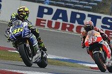 MotoGP - Marquez beweist goldenes H�ndchen: Wetter-Chaos in Assen: Die Analyse