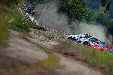 WRC - Video: Hyundai blickt auf Tag 3 in Polen zur�ck