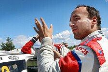WRC - Vorbereitung auf Asphalt-Events: Kubica startet bei Asphalt-Rallye in Italien