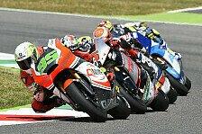 Moto2 - Hagel, St�rze und Verschiebungen: West triumphiert in Chaosrennen