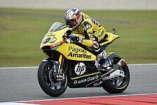 Moto2 - Rabat in Lauerstellung: Vinales Schnellster im Warm Up