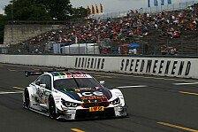 DTM - Die anderen waren heute st�rker: Norisring: Die BMW-Fahrer nach dem Qualifying