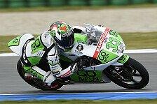 Moto3 - Miller hinter Marquez auf Rang drei: Bastianini startet mit Bestzeit in Br�nn