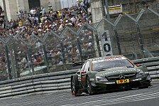 DTM - Mercedes wieder auf (Stadt-)Kurs: Norisring: Der Favoriten-Check