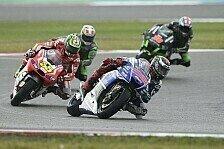 MotoGP - Angst vor erneutem Sturz: Lorenzo: Schlechtestes Rennen meiner Karriere