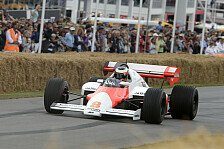 Formel 1 - Video: Goodwood Festival of Speed im Live-Stream - Tag 4