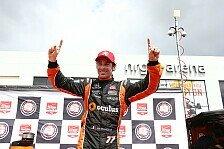 IndyCar - Premiere f�r Aleshin: Houston: Pagenaud dominiert zweites Rennen