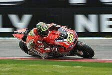 MotoGP - H�tten mehr aus der Situation holen m�ssen: Crutchlow: Ein hartes Rennen f�r alle