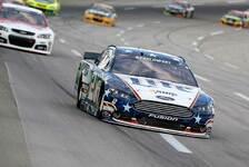 NASCAR - Team Penske f�hrte 236 von 267 Runden: �berlegener Sieg von Keselowski