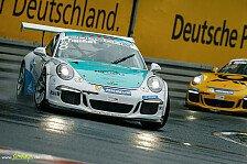 Carrera Cup - Spannender Zweikampf: Philipp Eng siegt vor Sven M�ller