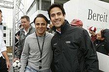 DTM - DTM stand bereits 2013 zur Diskussion: Felipe Massa schlie�t DTM-Wechsel nicht aus