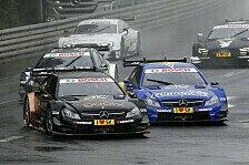 DTM - Unstimmigkeiten hinter den Kulissen: Homologation: Verwirrung um Mercedes