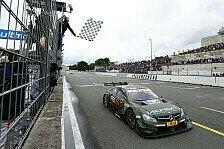 DTM - Ekstr�m will die Fans nicht anl�gen: Mercedes-Comeback: Doch keine Eintagsfliege?