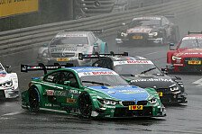 DTM - BMW: Kuriose Action in der Boxengasse