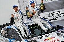 WRC - Bilder: Rallye Polen - Tag 3 & Podium