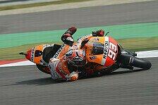 MotoGP - Sturz war vollkommen mein Fehler: Marquez: Es ist Zeit, Vollgasmentalit�t abzulegen