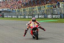 MotoGP - Bilderserie: Niederlande GP - Statistiken zum Wochenende