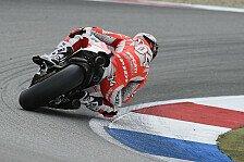 MotoGP - Zukunft bei Ducati noch unsicher: Dovizioso: Sachsenring ist Besonders
