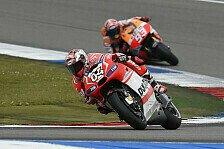 MotoGP - Crutchlow im Gespr�ch mit Suzuki: Ducati: Neuer Motor f�r 2015 erster Schritt