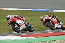 MotoGP - Sch�ne Erinnerungen und bittere Realit�t: Ducati: Auf dem Sachsenring warten Probleme