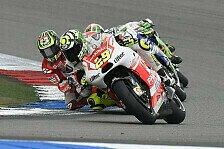 MotoGP - Pramac Ducati nicht attraktiv f�r Moto2-Piloten: Guidotti: Iannone schwer zu ersetzen