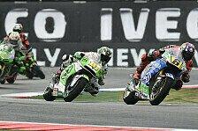 MotoGP - Die Bestzeiten im Vergleich: Assen: Die deutschen Fahrer im Check
