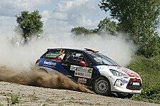 WRC - Defektteufel schl�gt zu: Wechselhaftes Wochenende f�r Riedemann in Polen
