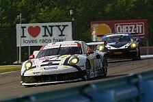 USCC - Keine Spitzenpl�tze: Schwieriges Rennen f�r Porsche in Watkins Glen