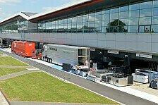 Formel 1 - Gro�britannien GP