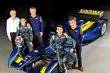 Formel E - Alain Prost will zurück ins Cockpit