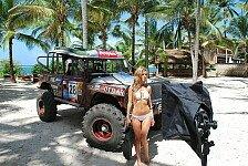 Auto - Bilder: Miss Tuning Kalender 2015 - Making of