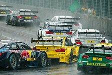 DTM - Mehr Zeit - schlechteres Racing?: Neue Trainings-Regel: Die Vor- und Nachteile