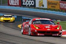 Le Mans Serien - Pierre Kaffer will endlich auf das Podium