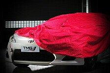 WRC - GT86 CS-R3 f�r Gruppe A homologiert: Rallyeaufbau f�r Toyota GT86