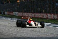 Formel 1 - Video: Ayrton Senna: Behind the Legends