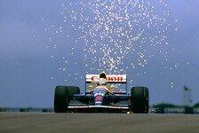 Formel 1 - Funkenschlag ein netter Nebeneffekt: Neue Skid Blocks f�r 2015 auch sicherer