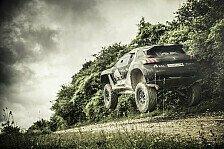 Dakar - Bilder: Peugeot 2008 DKR in Action