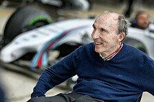 Formel 1 - Blo� kein Haufen von antiquierten Leuten: Williams: Bewundere Ecclestones Gerissenheit