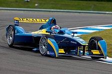 Formel E - e.dams dominiert: Letzter Test: Bestzeit f�r Buemi
